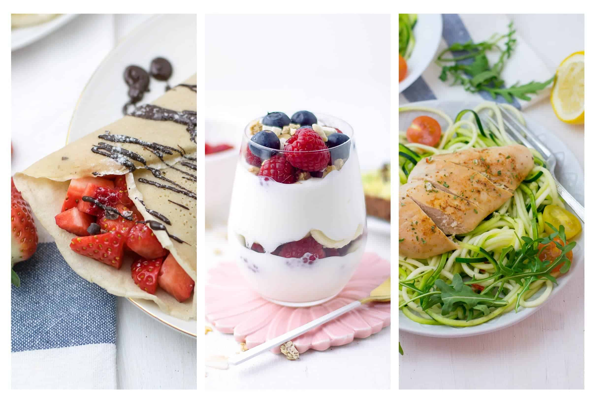 Food Diary | Anita Healthy