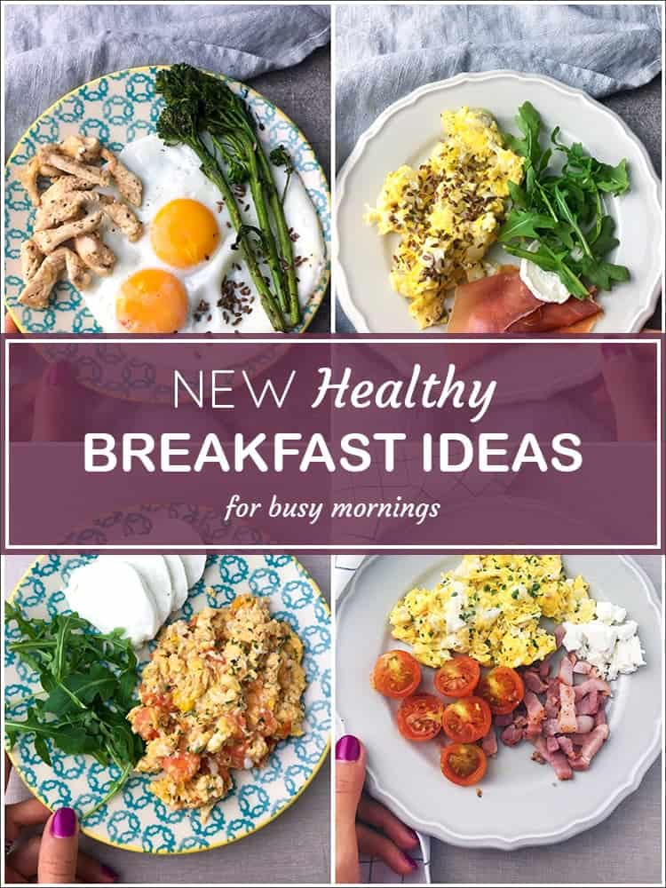 Healthy Breakfasts Ideas | Anita Healthy