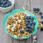 Granola Laranja Cõco | Anita Healthy