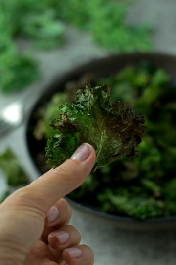 Kale Chips - Best healthy snack