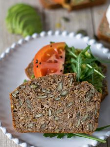 Pão de Sementes Saudável