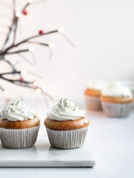 Muffins simples papoila