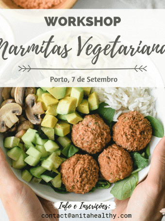 Workshop Marmitas Vegetarianas
