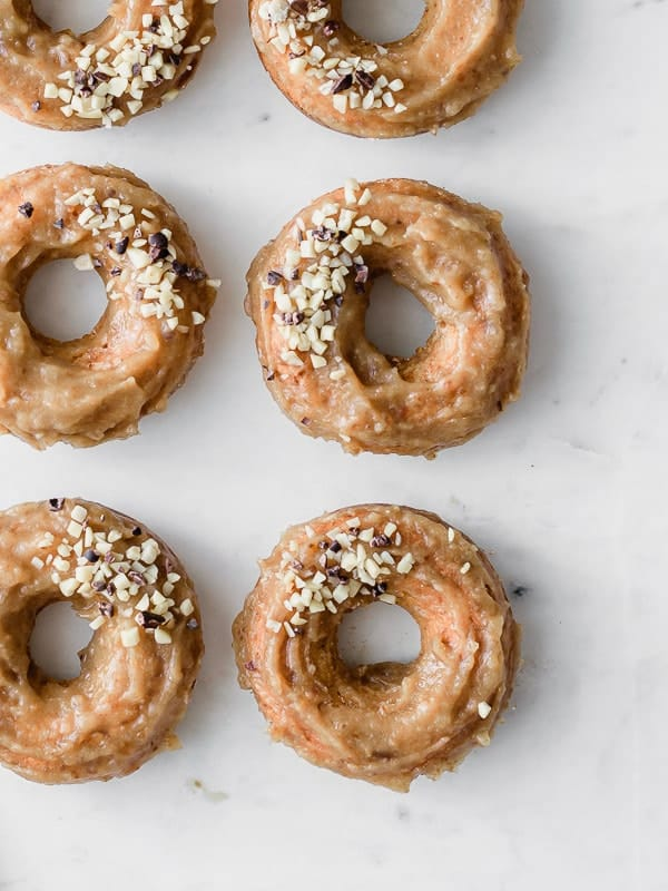 Donuts de Maçã Fofinhos