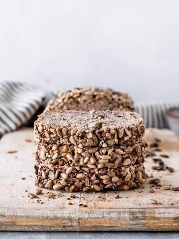 Pão de trigo sarraceno